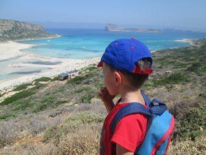 Balos beach Bimbi Viaggiatori