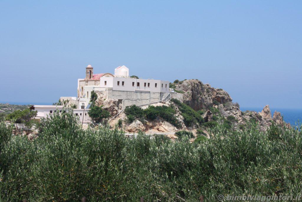 Monastero Chrisoskaltissa