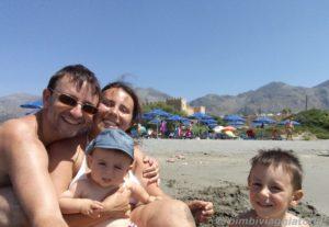 Spiaggia Frangokastello