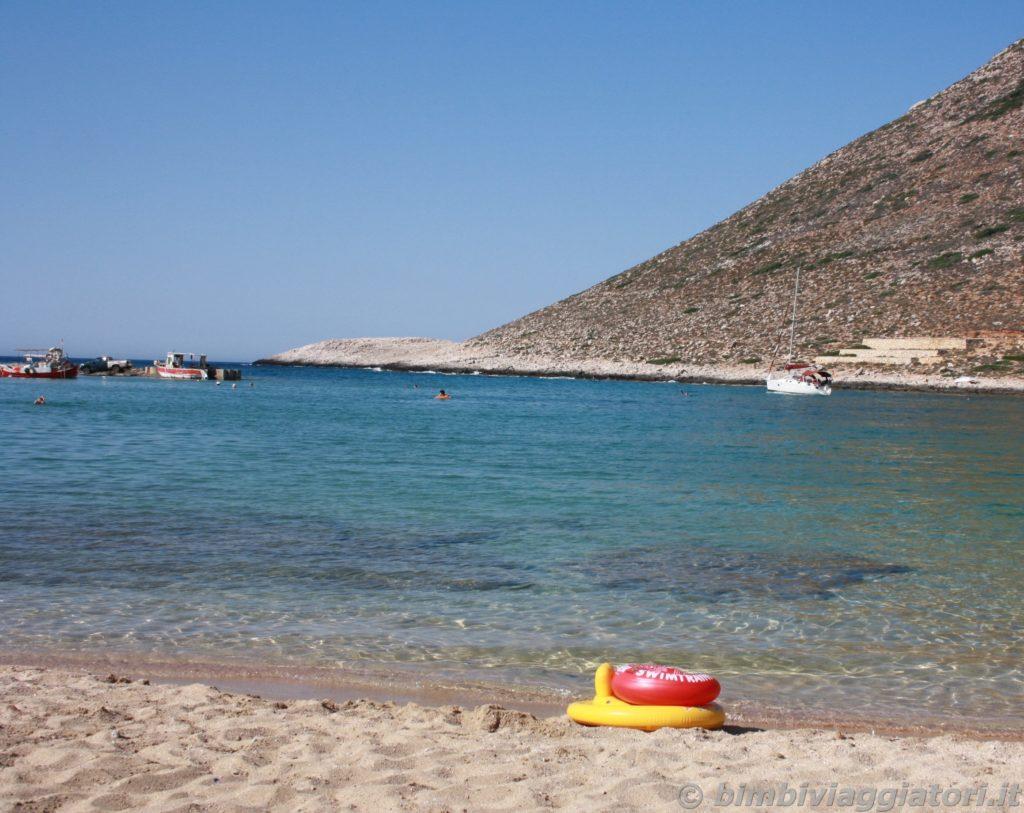 Spiaggia Stravros