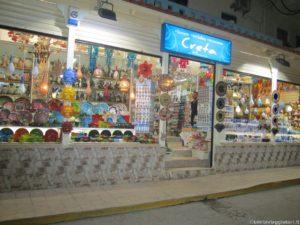 Agia Pelagia negozi