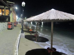 Agia Pelagia spiaggia