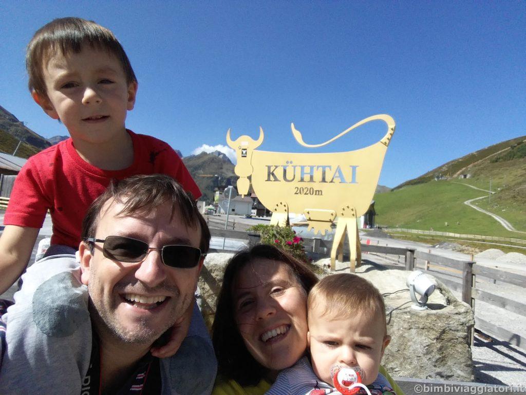 Kühtai in Tirolo