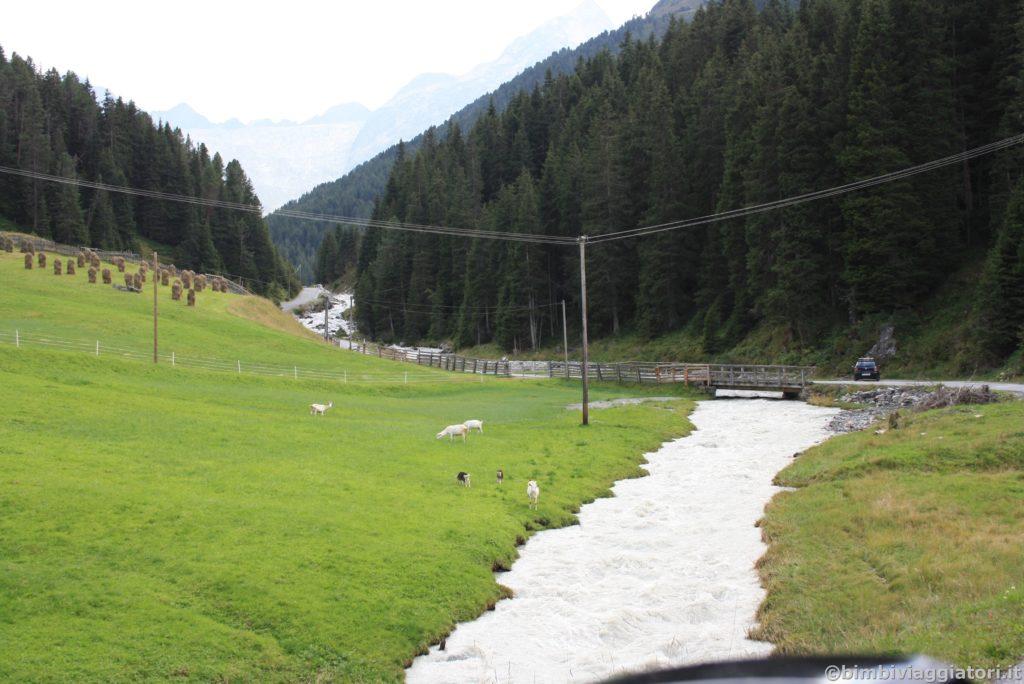 Paesaggio Tirolo