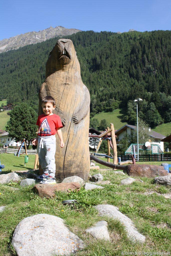 Parco Marmotta