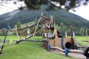 Parco Marmotte scivolo