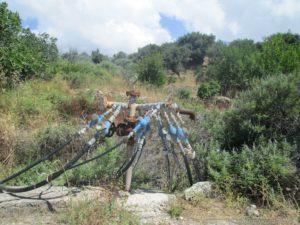 Rete idrica Creta