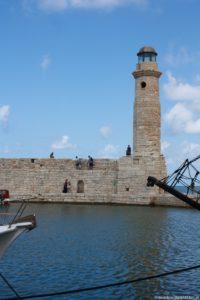 Rethymno porto