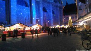 Piazza mercatini di Natale Arco