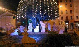 Presepe Trento