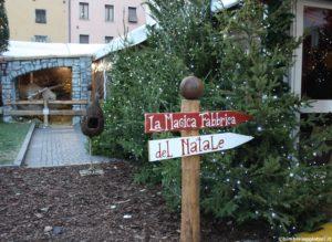 La Magica Fabbrica del Natale a Trento