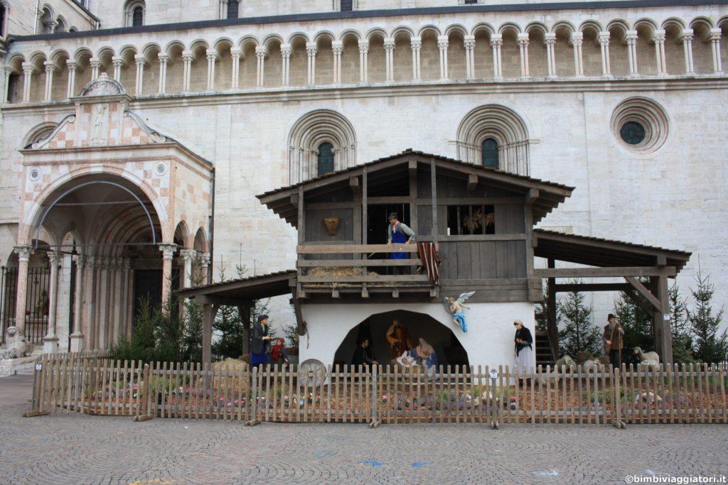 Presepe in Piazza Duomo