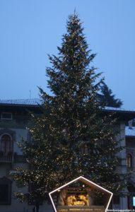 Albero di Natale a Rovereto