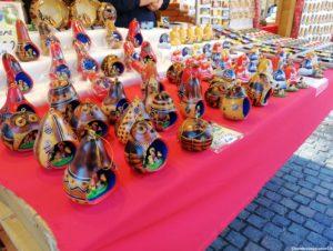 Bancarella Presepi a Rovereto