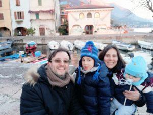 Bimbi Viaggiatori a Cassone