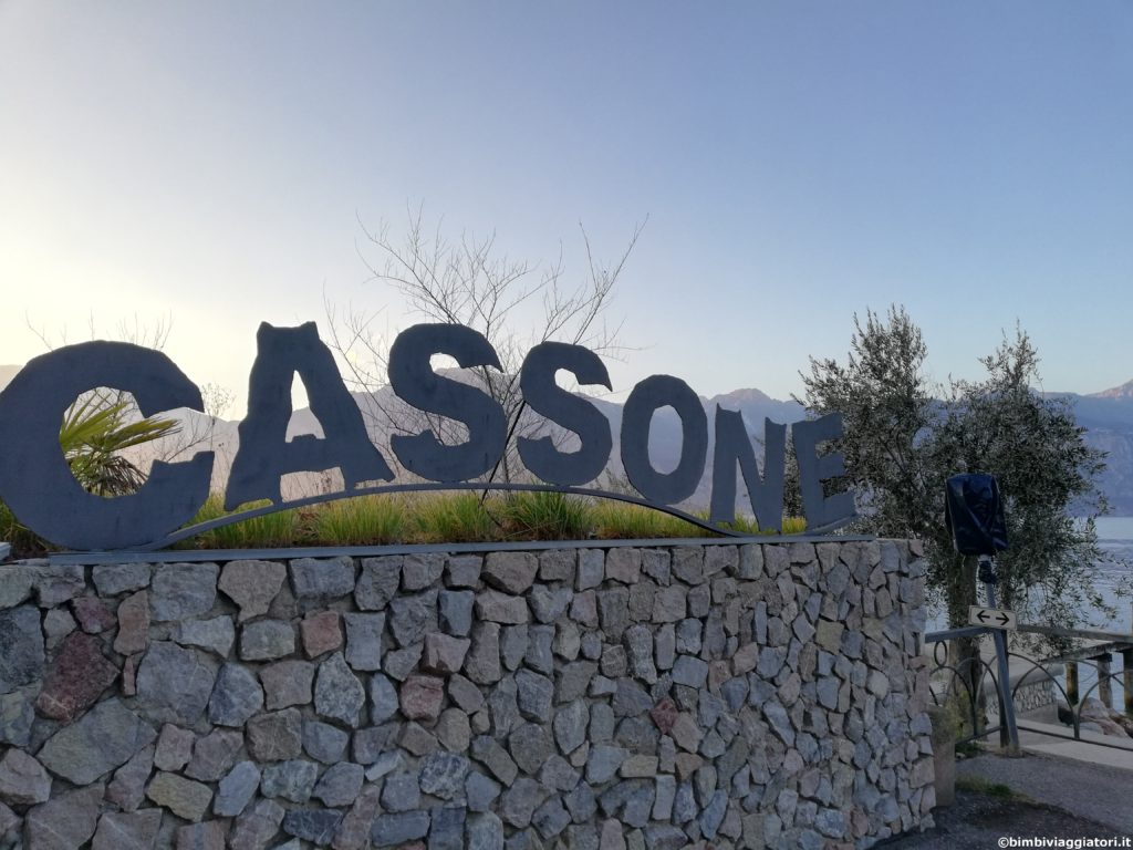 Scritta Cassone