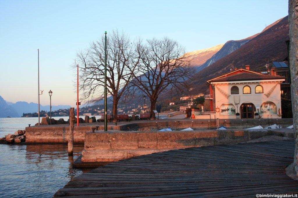 Panorama di Cassone di Malcesine