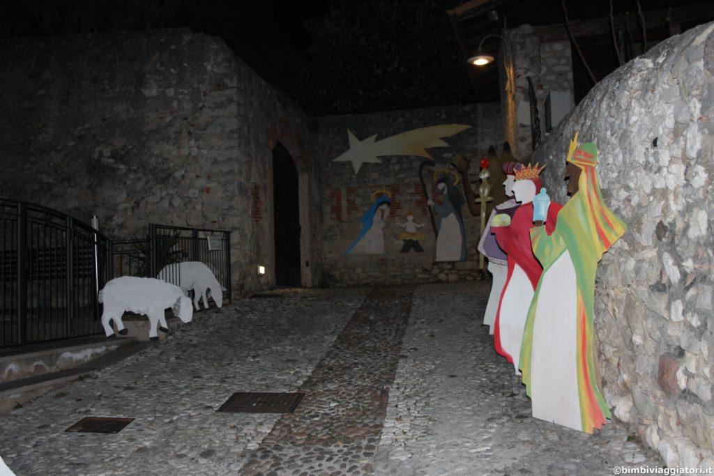 Presepe al Castello Scaligero