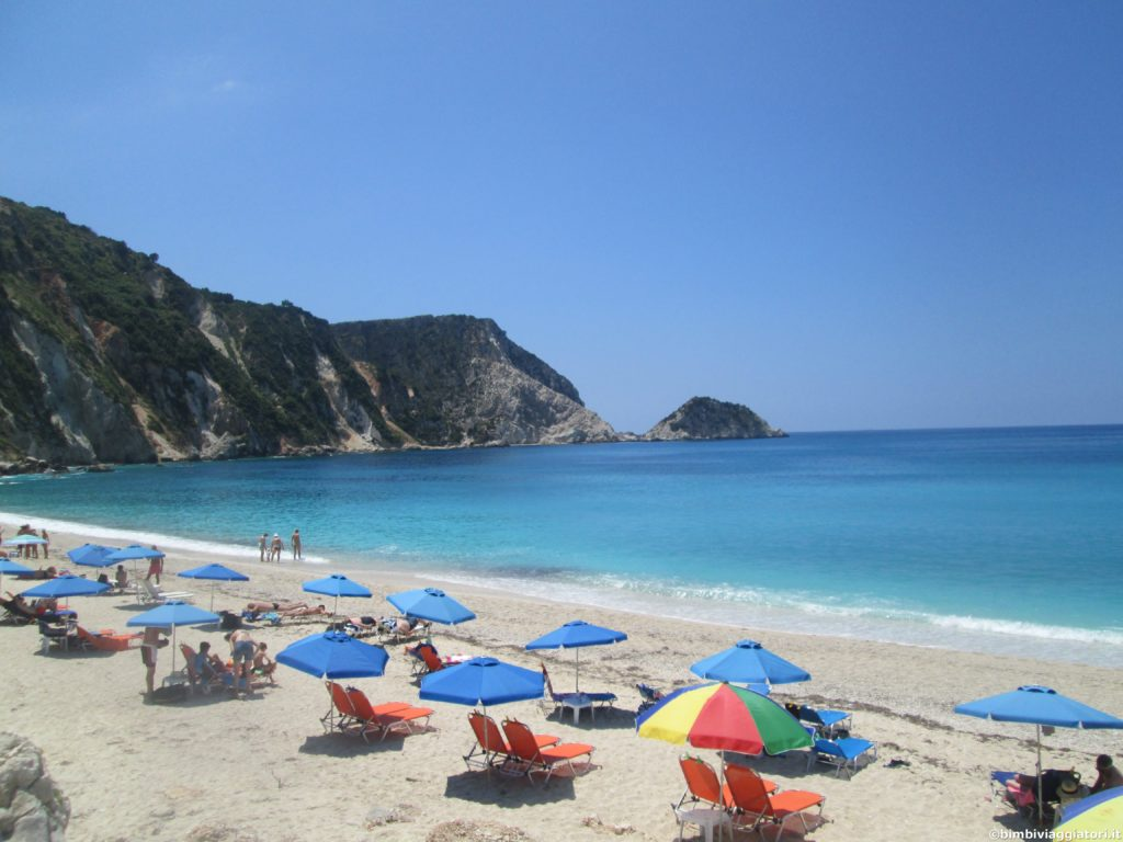 Spiaggia di Petani