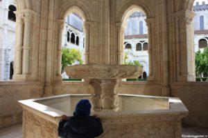 Monastero Alcobaca - fontana