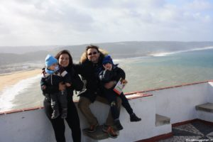 Oceano Atlantico Bimbi Viaggiatori