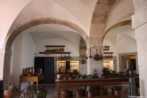 Palacio da Pena - Cucina