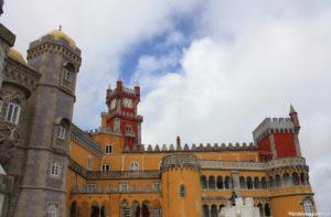 Palacio da Pena - Panoramica