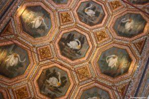 Palacio de Sintra Stanza dei cigni