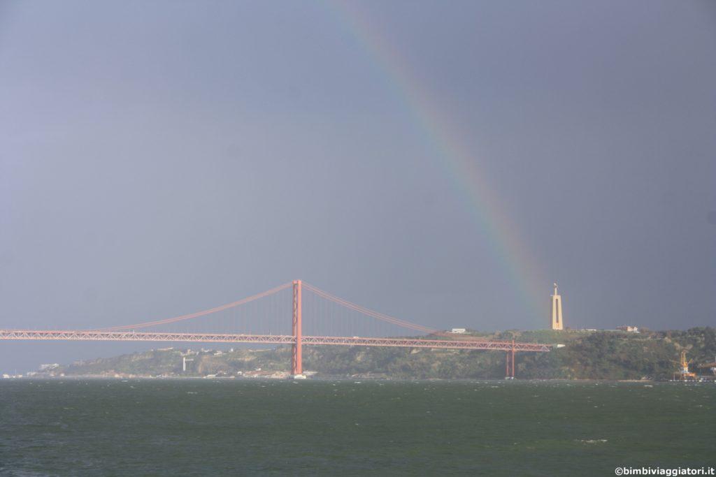 Ponte 25 Aprile Lisbona