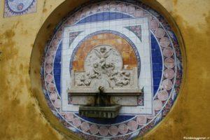 Sintra fontana