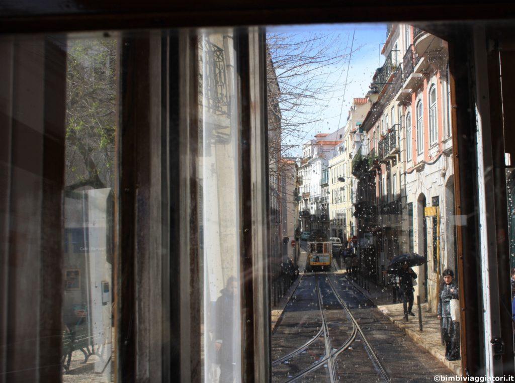 Tram-28 Lisbona
