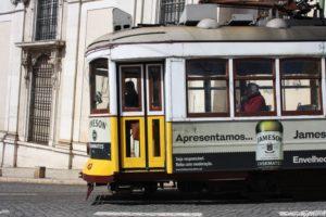 Tram Lisbona