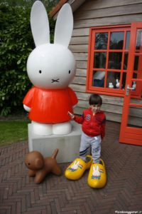 Miffy al Keukenhof