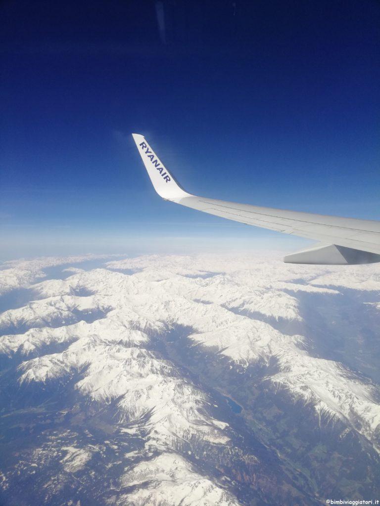 Montagne aereo