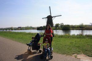 Mulino a Kinderdijk