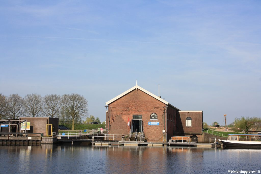 Museo di Kinderdijk