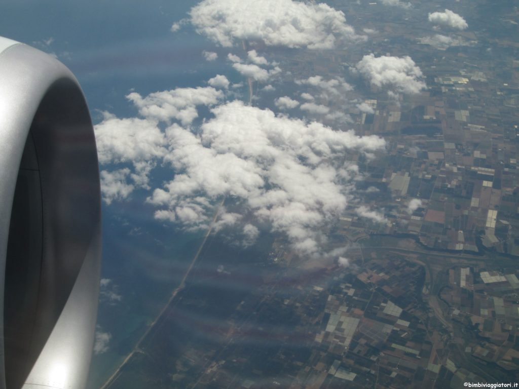 Panorama aereo
