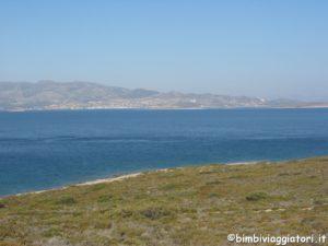 Paros spiaggia