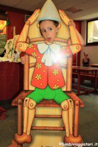Bimbi Viaggiatori al Parco di Pinocchio