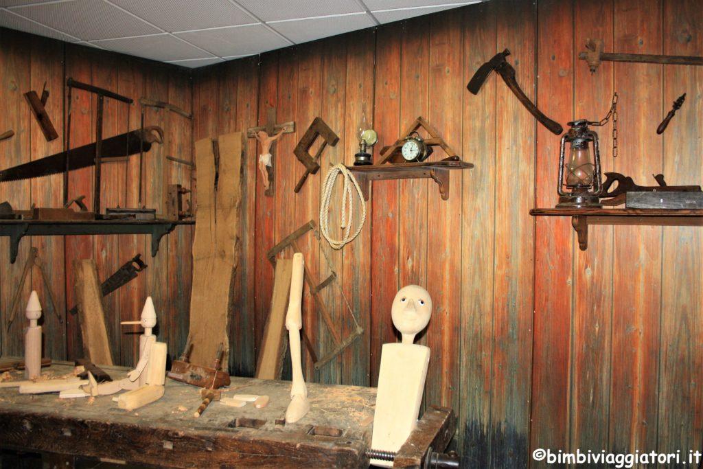Falegnameria di Geppetto