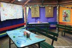 Laboratori Parco di Pinocchio Collodi