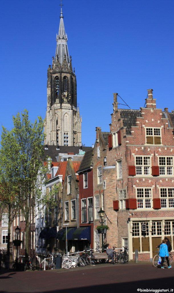 Piazza a Delft