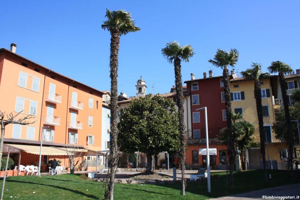 Piazzetta di Torbole sul Garda