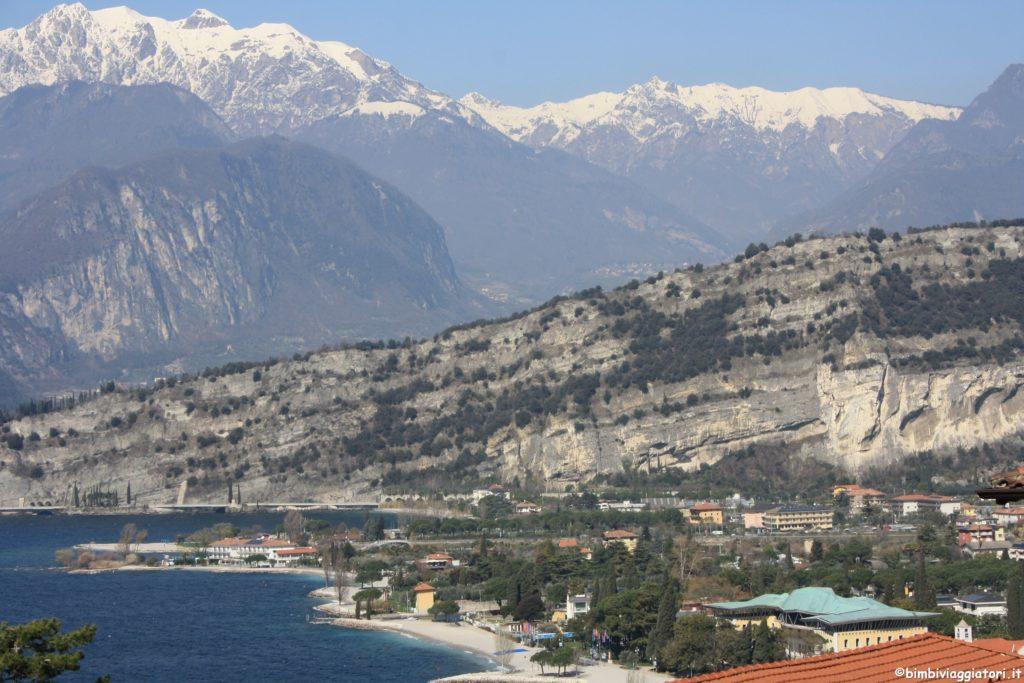 Visuale Lago di Garda