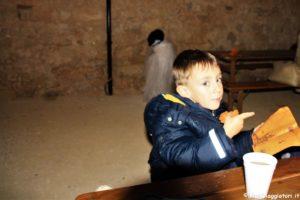Bimbi Viaggiatori al Castello di Avio