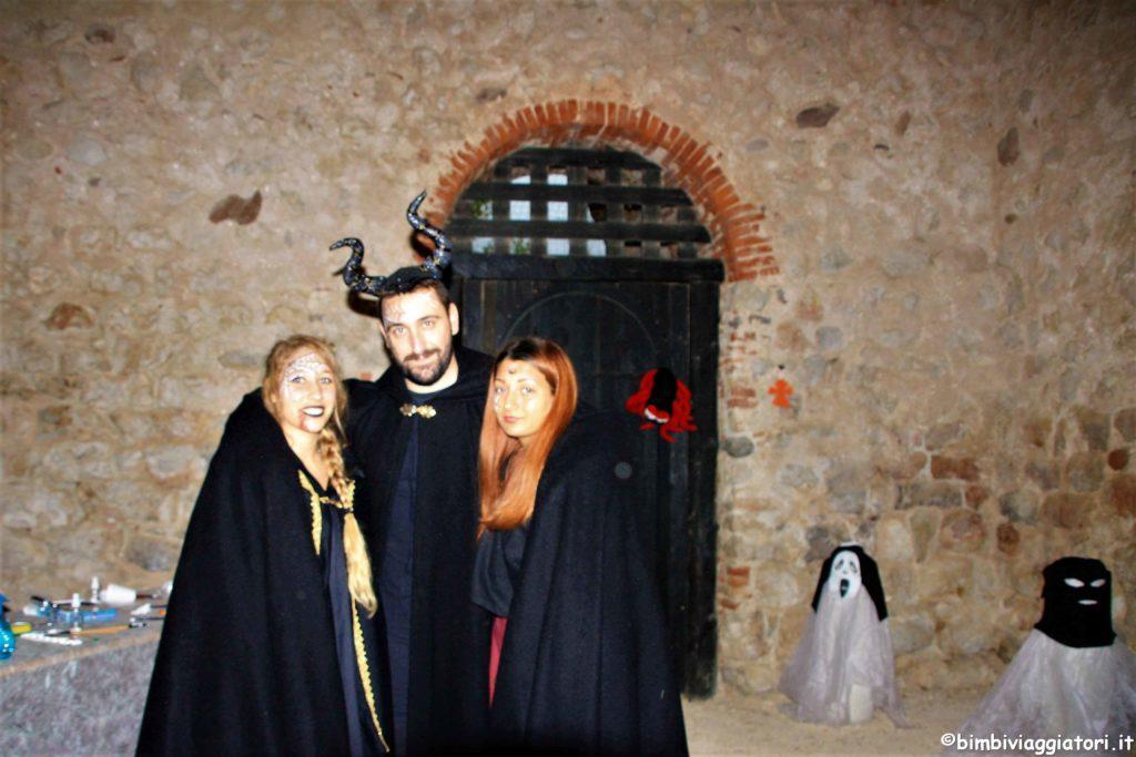 Halloween al castello di Avio