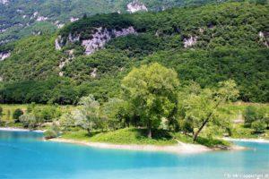 Isola del Lago di Tenno