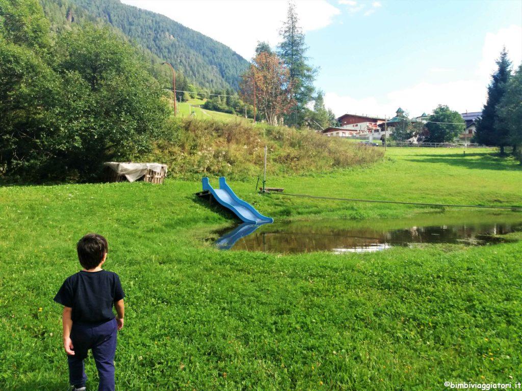 Val di Pejo con bambini