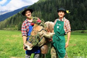 Val di Pejo festa agricoltura