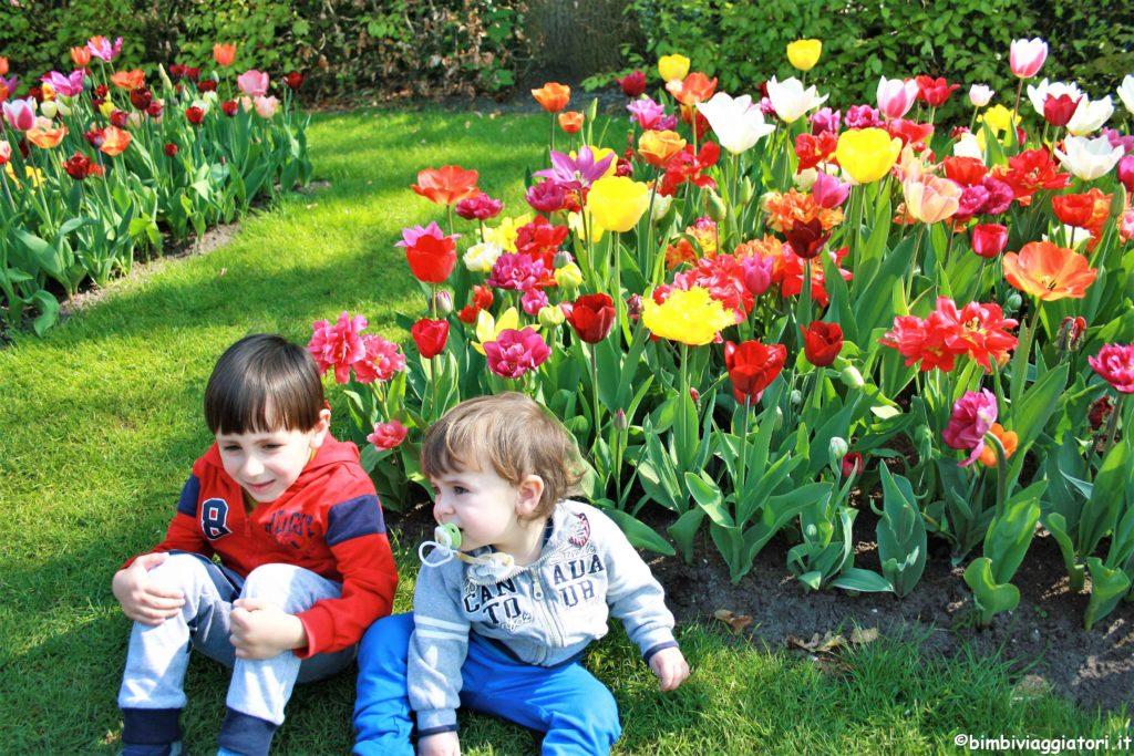 Olanda con i bambini